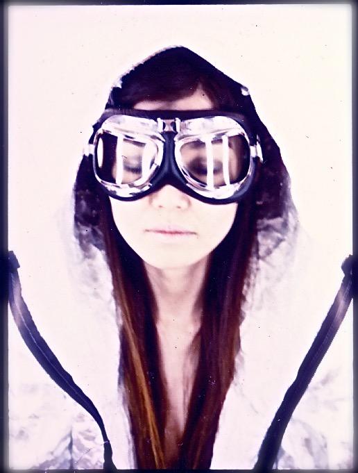 Supercozi-Goggles girl-1999 Tokyo