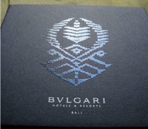 BVLGARI CD cover