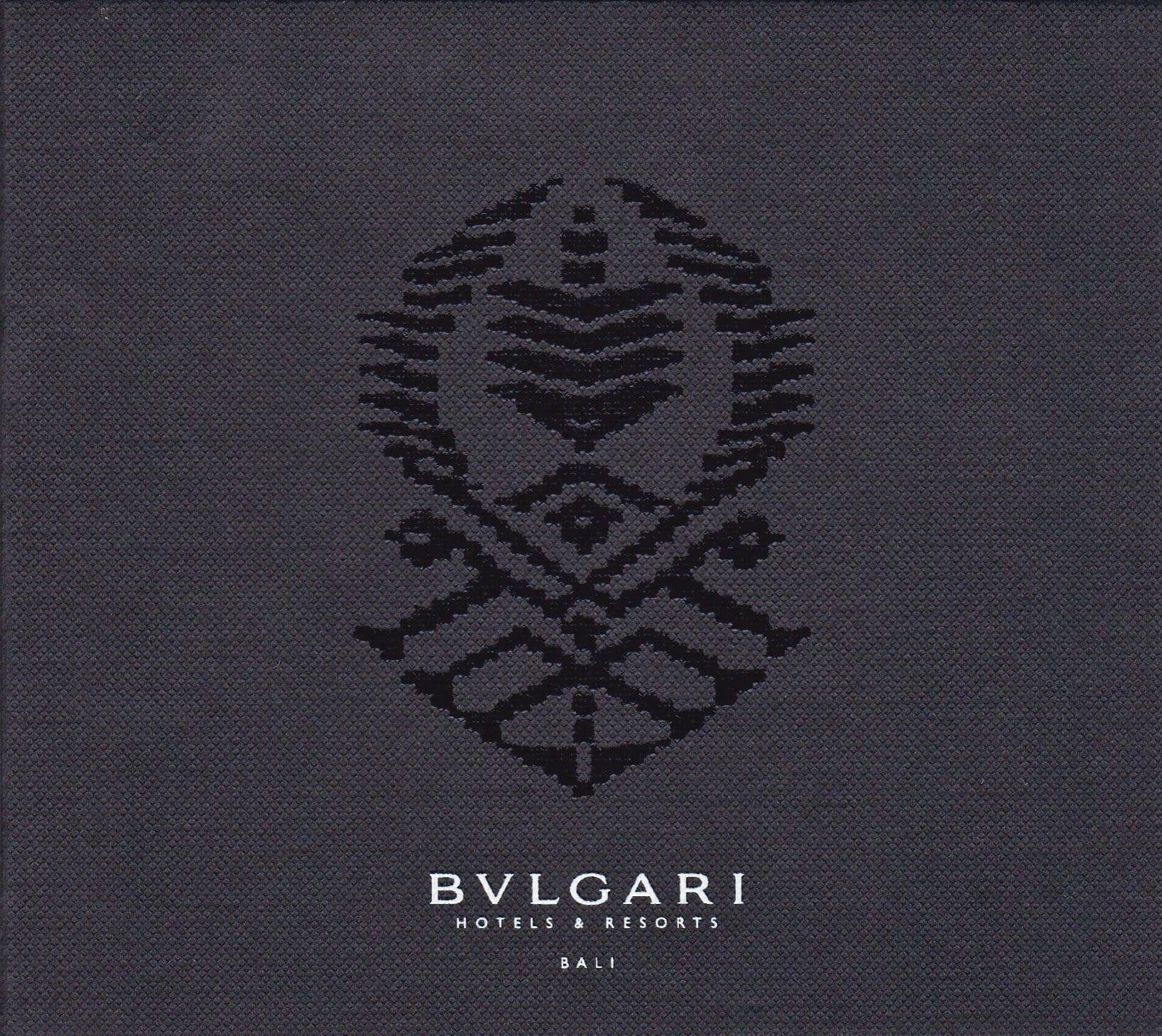 BULGARI Resorts & Hotels Bali ~ Uluwatu Experience ~ 2009