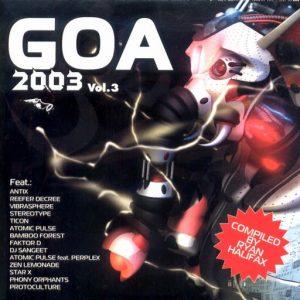 Goa 2003 Vol.3