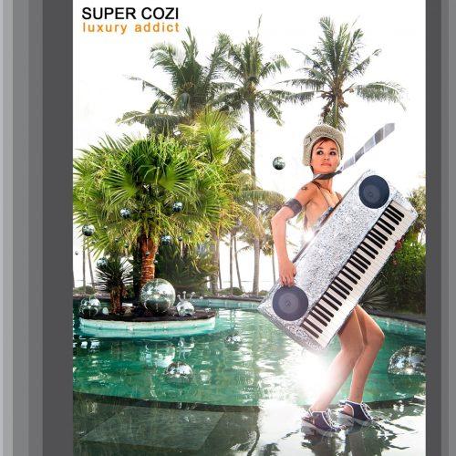 Supercozi 1st album ' Luxury addict ' 2005