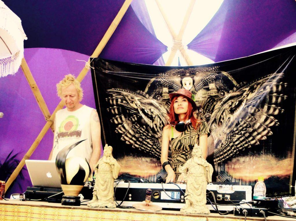 Australian Eclipse Festival 2012 ( Australia ) / Zen Lemonade Live