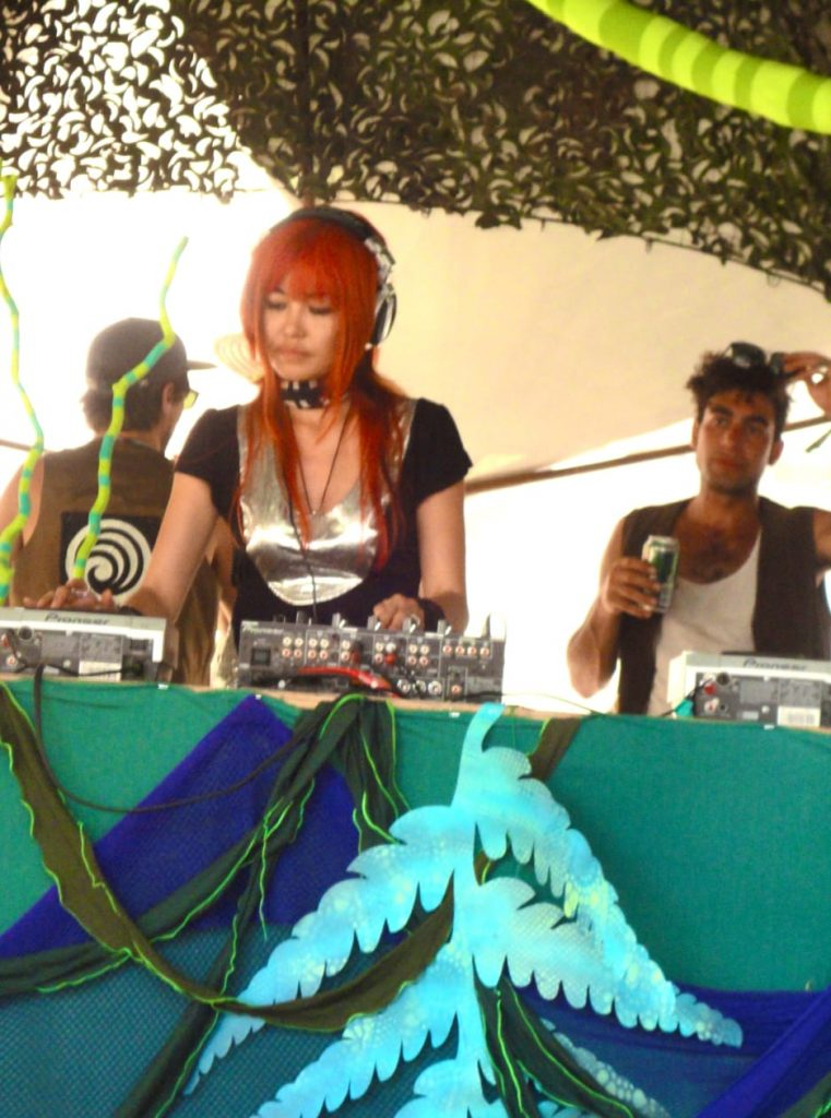 Rainbow Serpent Festival 2012 ( Australia ) / Supercozi DJ set