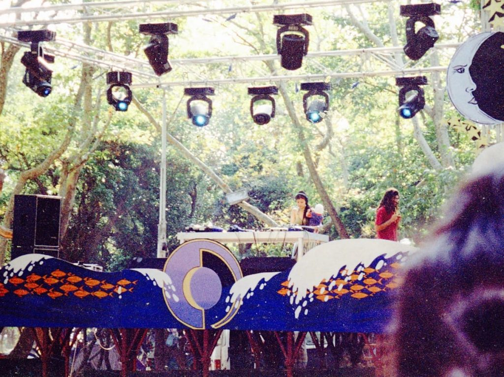Samothraki Dance Festival ( Greece ) 2001 - Sola Luna - Supercozi 5 hours Chillout DJ set