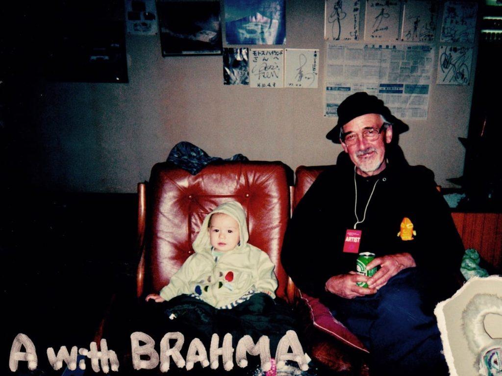 Solstice Music Festival 2001 ( Japan ) - Ashanti & Brahma