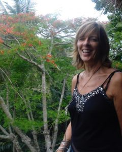 Miquette Giraudy in Bali / 2007